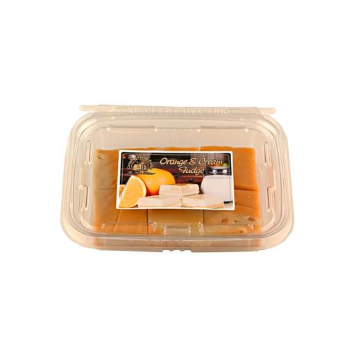 8/12oz Orange & Cream Fudge