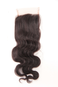 Body Wave Lace Closure (Free Part)