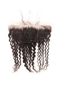 """Deep Wave Lace Frontal ( 13"""" x 4"""" )"""