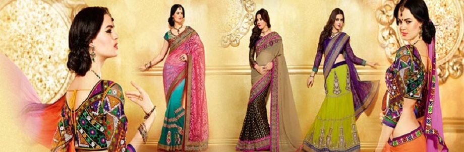 Beautiful Saris,Salwar,Gara and more..