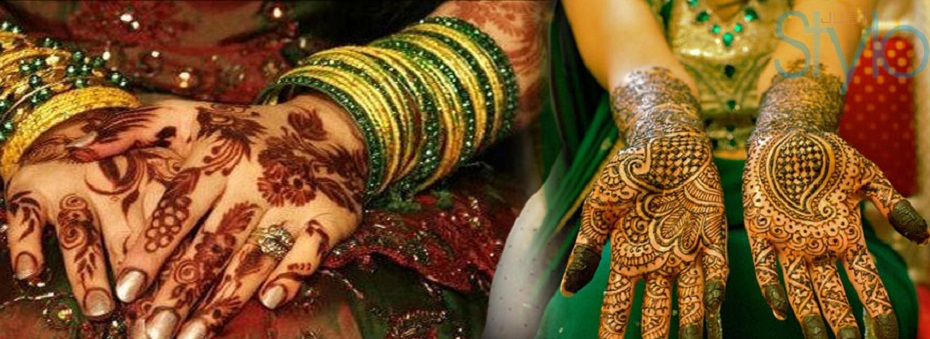 Beautiful Henna Mehndi Tatoo..