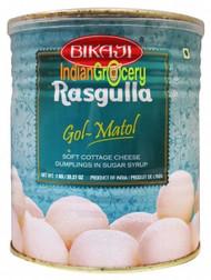 Bikaji Rasgulla Can 1kg