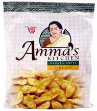 Amma's Banana Chips 4 Cut 400gm