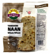 Crispy Wheat Naan 500g