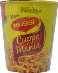Maggi Cuppa Mania Chilli Chow
