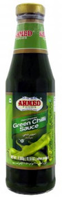 Ahmed Green Chilli Sauce 300g