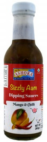 Ashoka Sizzly Aam Dipping Sauce 260g