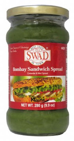 Bombay Sandwichspread Hot 280g