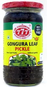 777 Gongura Leaf Pickle 300g