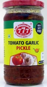 777 Tomato Garlic Pickle 300gm