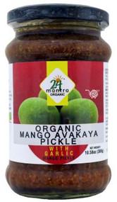 24 Mantra Mango Avakaya 300g