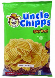 Uncle Chipps Spicy 30gm