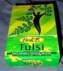 3xHesh Tulsi Leaves Powder 3.5oz CURES DANDRUFF PROTECTS SKIN USA