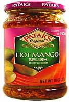 Pataks Mango Pickle (Relish) Ex-Hot-Indian Grocery,indian food, USA