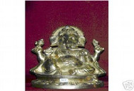 Ganesh Blessing Brass statue,USA
