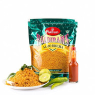 Haldiram's Bhujia Aloo 14Oz(Pack2)- Indian Snacks,Namkeen,USA