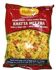 Haldiram's Khata Mita Snack 14oz-Indian Snacks,Namkeen,USA