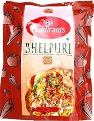 Haldiram's Bhel Puri Snack -Indian Snacks,Namkeen,USA