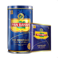 Pan Bahar 100gms tin.