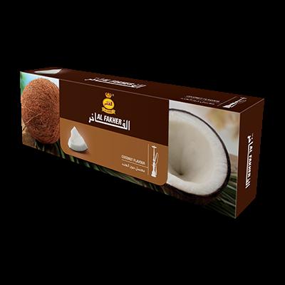 Al Fakher Shisha Tobacco 50g(10x50gms)-coconut