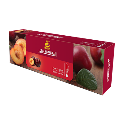 Al Fakher Shisha Tobacco 500g(10x50gms)-Plum