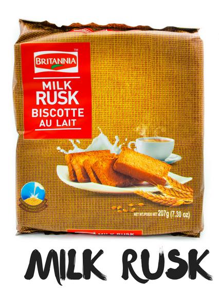 Britania milk rust 207 gms