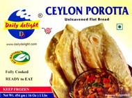 Daily Delight Ceylon Porotta 454g