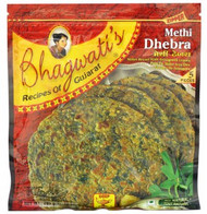 Bhagwati's Methi Dhebra 2pc