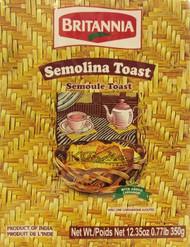 Britannia Sooji Toast 305/350g Wheat Rusk