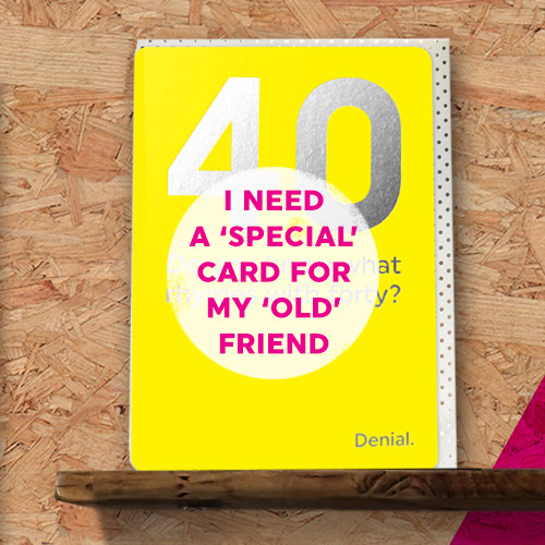 click here to shop our age cards range