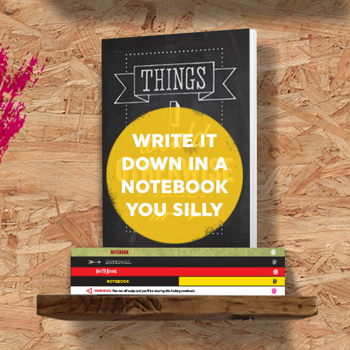 click here to shop our notebooks range