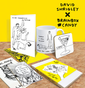 image of david shrigley