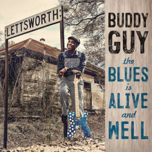 "Buddy Guy - The Blues Is Alive And Well (2 x 12"" VINYL LP)"