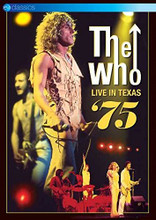 The Who - Live In Texas (DVD)