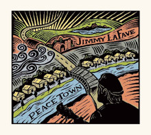 Jimmy Lafave - Peace Town (2 x CD)