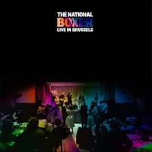 The National - Boxer Live In Brussels (CD)