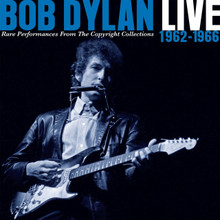 Bob Dylan - Live 1962-1966: Rare Performances From The Copyright Collections (2 x CD)