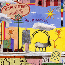 Paul McCartney - Egypt Station (VINYL LP)