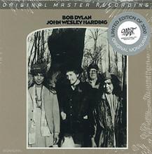 Bob Dylan - John Wesley Harding (MONAURAL SACD)