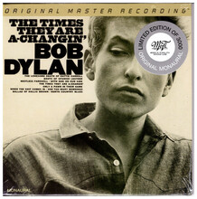 Bob Dylan - The Times Are A-Changin' (MONAURAL SACD)