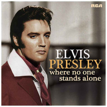 "Elvis Presley - Where No One Stands Alone (12"" VINYL LP)"