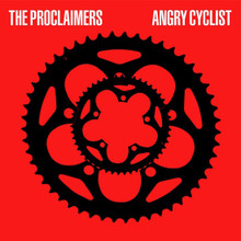 The Proclaimers - Angry Cyclist (CD)