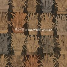 "Iron & Wine - Weed Garden (12"" ORANGE VINYL EP)"