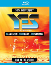 Yes - Live At The Apollo (BLURAY)