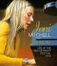 Joni Mitchell - Both Sides Now Live Isle Of Wight Festival 1970 (BLURAY)