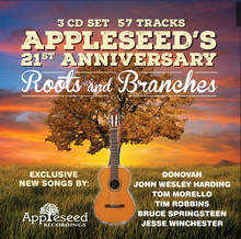 Appleseed's 21st Anniversary: Roots and Branches - Various Artists (3 x CD)