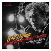 "Bob Dylan - More Blood, More Tracks: Bootleg Series Vol. 14 (2 x 12"" VINYL LP)"