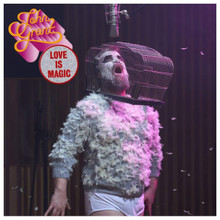 "John Grant - Love Is Magic (2 x 12"" CLEAR VINYL LP)"
