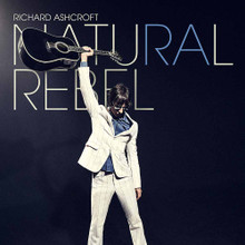 "Richard Ashcroft - Natural Rebel (12"" ORANGE VINYL LP)"