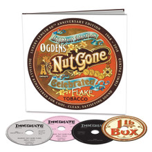 Small Faces - Ogdens' Nut Gone Flake 50th Ann. (3CD, DVD BOXSET)